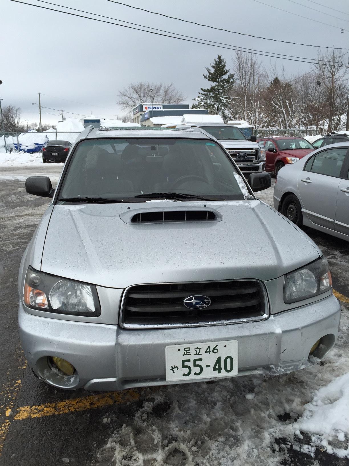 Forrester Strikes Back Most Pimpable Subaru Model